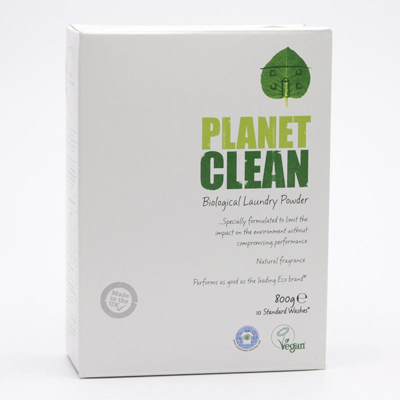 Green Force - Planet Green  Prací prášek 800 g
