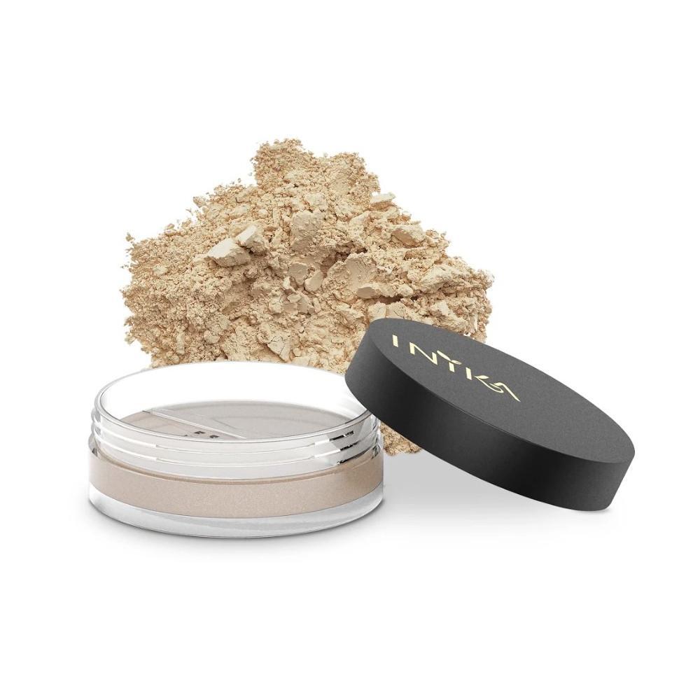Inika Organic Přírodní sypký minerální pudrový make-up s SPF 25, Grace 8 g