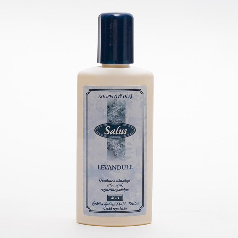 Saloos x Koupelový olej levandule 100 ml