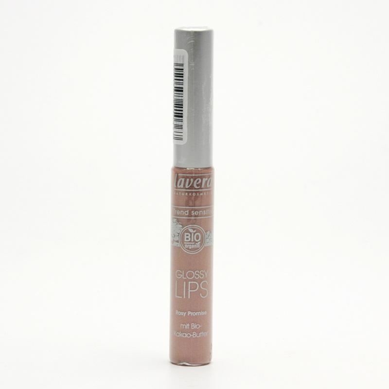 Lavera Lesk na rty 02 růžový příslib, Trend Sensitiv 6,5 ml