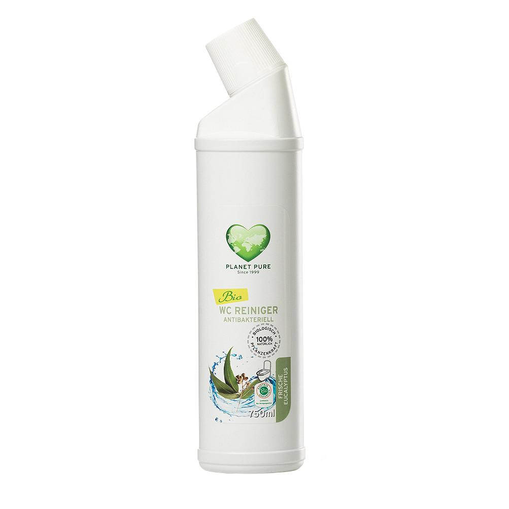Planet Pure Antibakteriální čistič toalet WC Cleaner Pure 750 ml