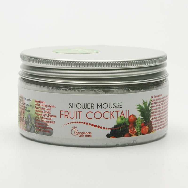 Ceano Cosmetics Sprchové souffle tropický koktejl 200 ml