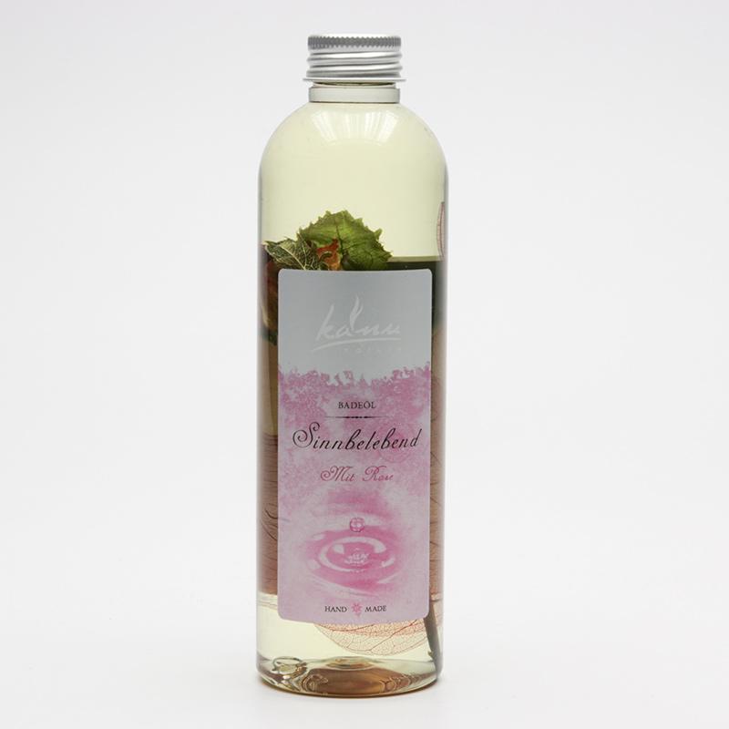 Kanu  ZRUŠENO Koupelový olej růže 250 ml