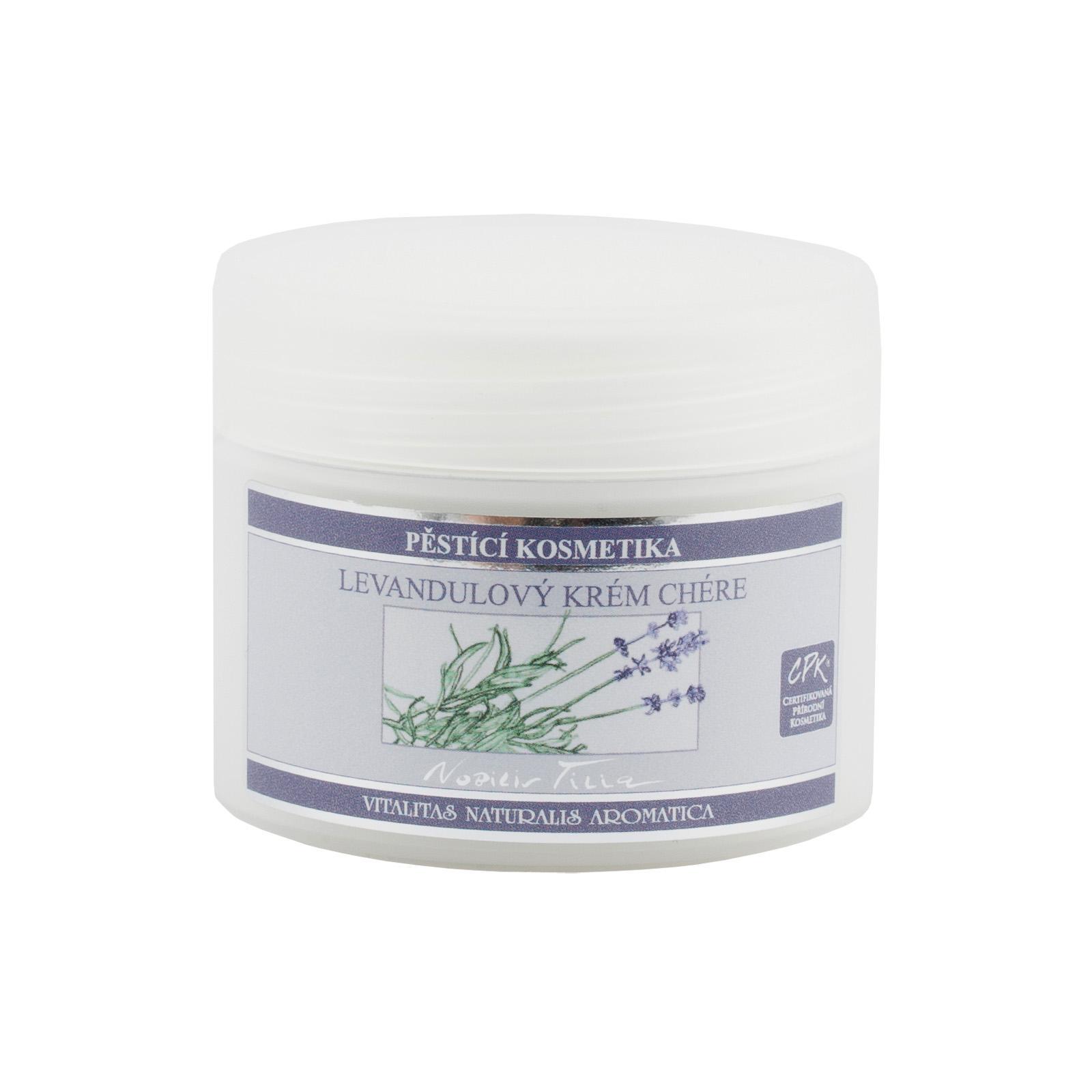 Nobilis Tilia Levandulový krém Chére 50 ml