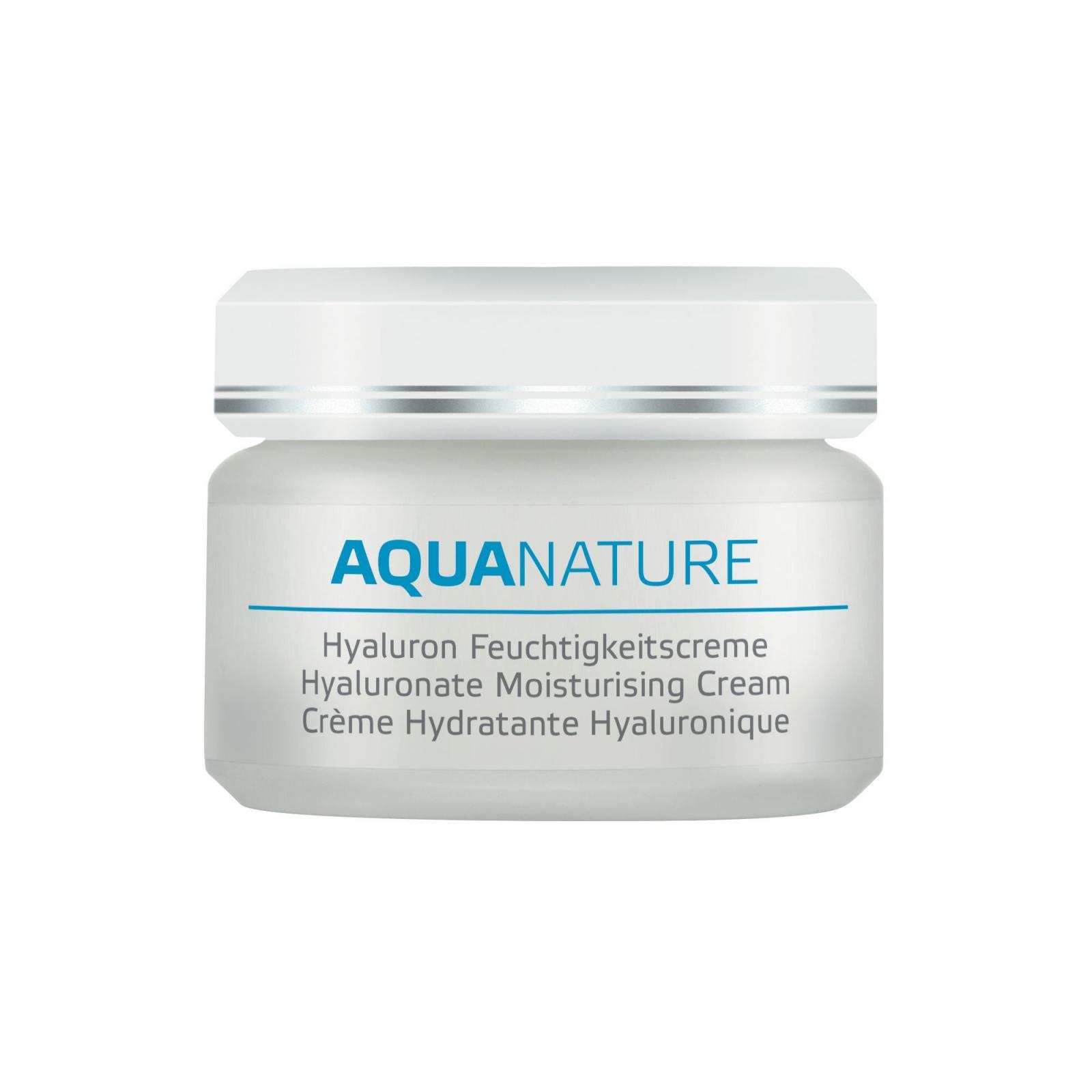 Annemarie Borlind 24h hydratační krém, Aquanature 50 ml