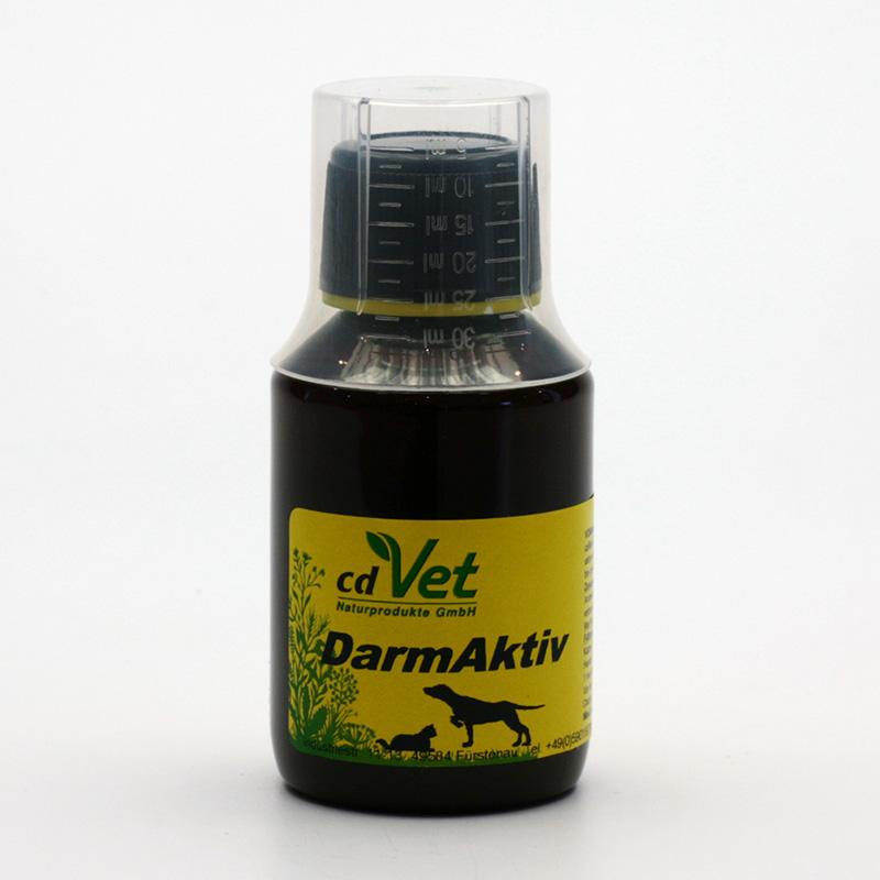 CdVet Aktivní střevo, podpora střevní mikroflory pro zvířata 250 ml
