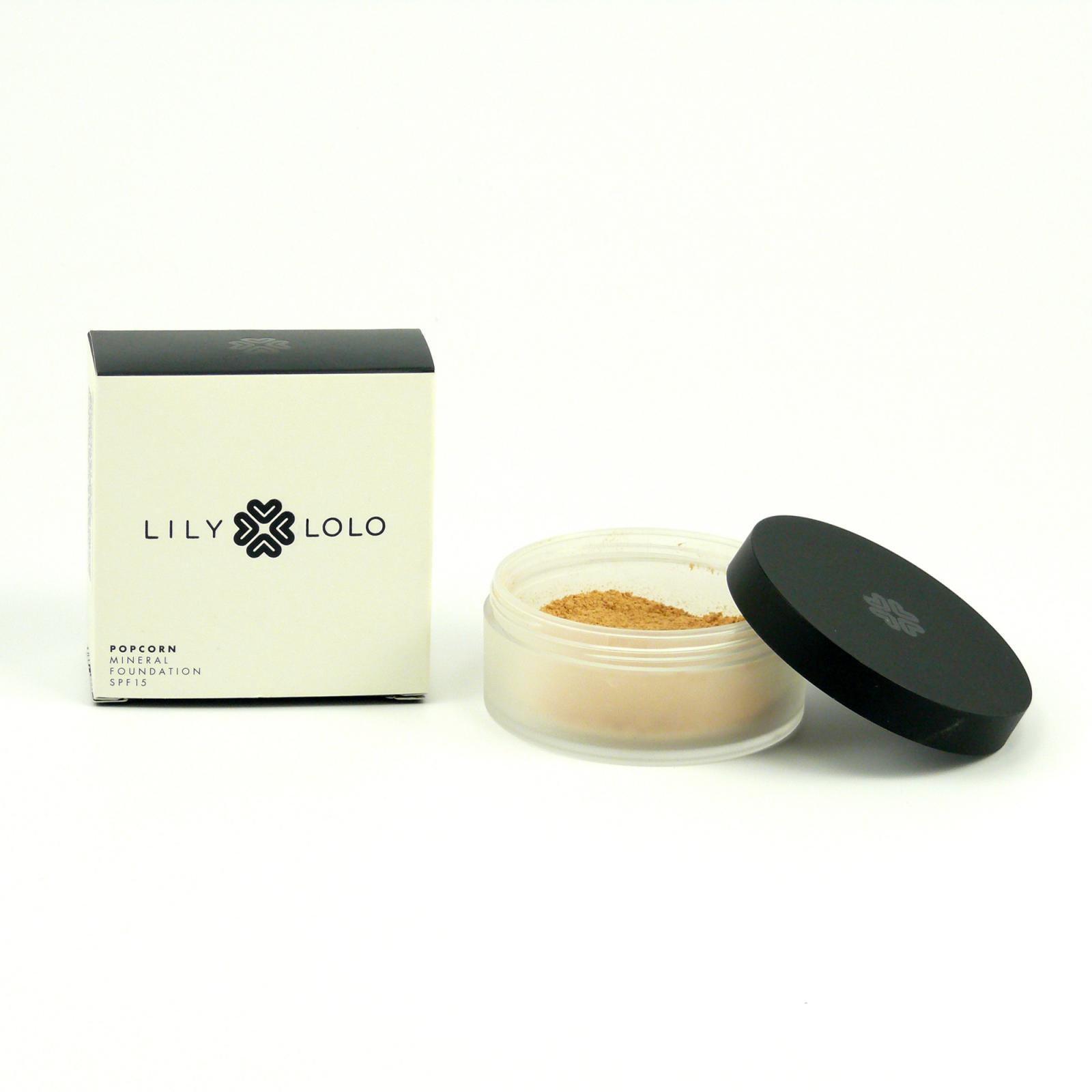 Lily Lolo Mineral Cosmetics Minerální make-up Popcorn 10 g