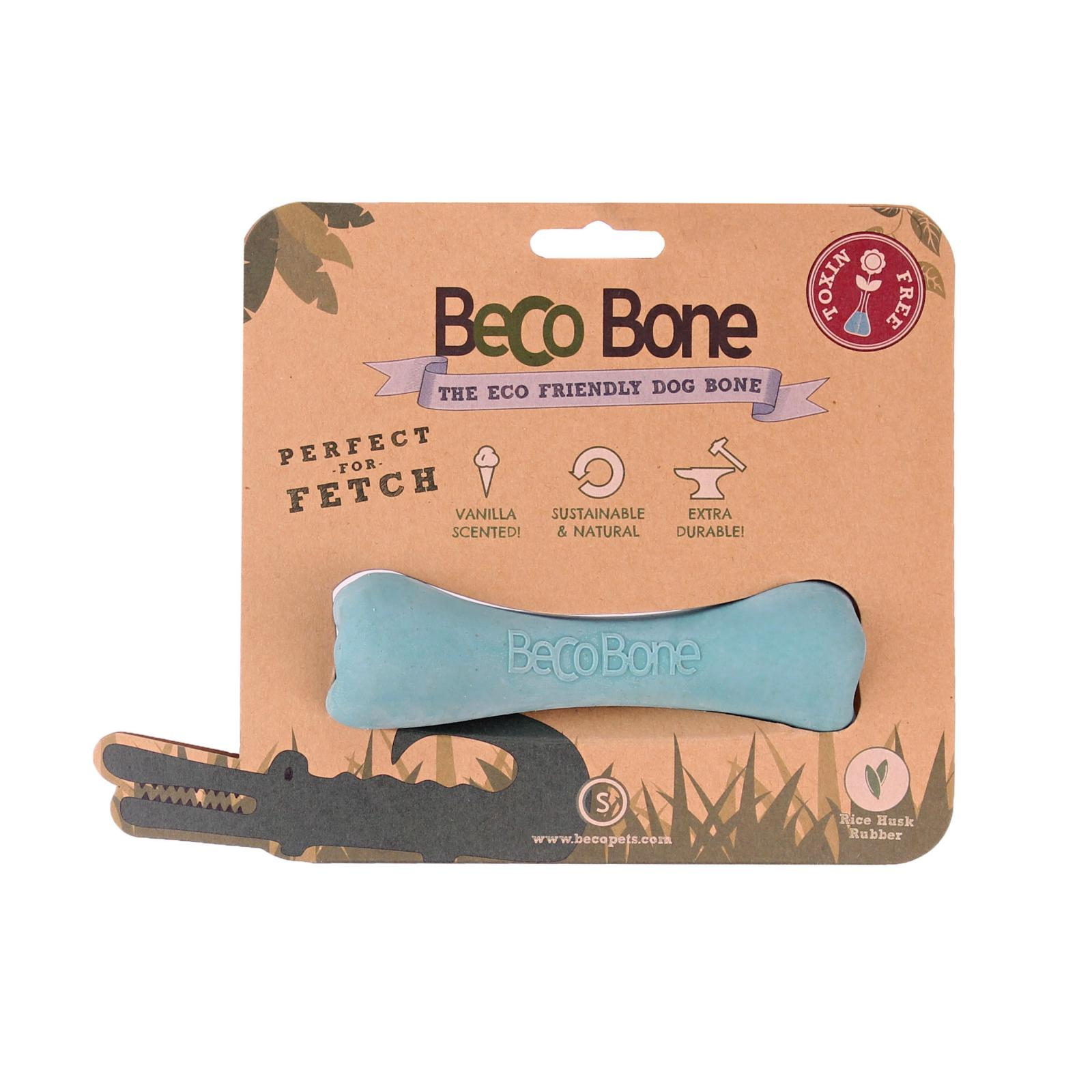 Beco Pets Beco Bone Small 1 ks, modrá