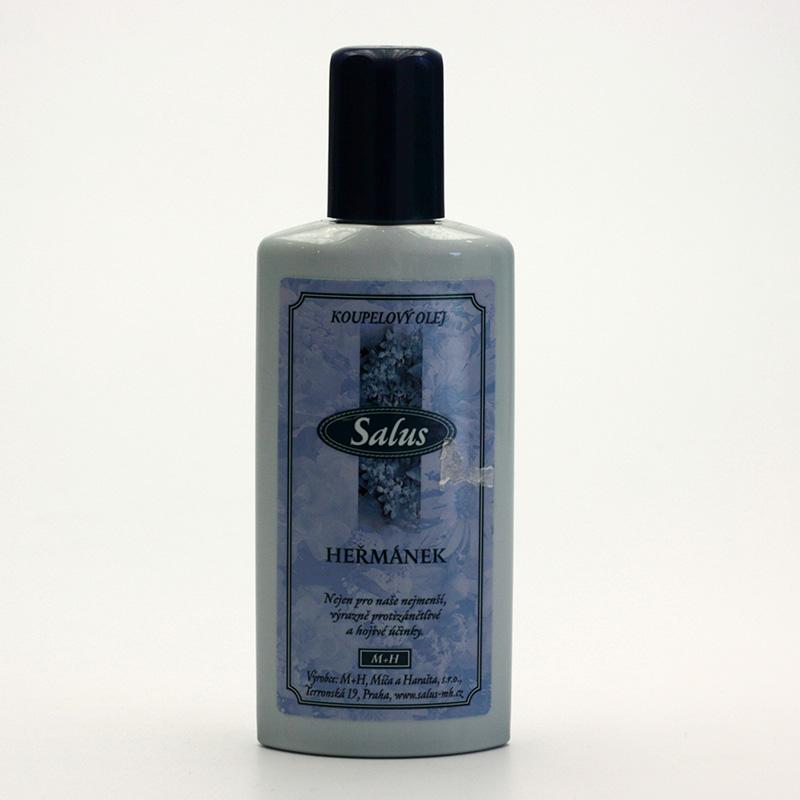 Saloos x Koupelový olej heřmánek 100 ml
