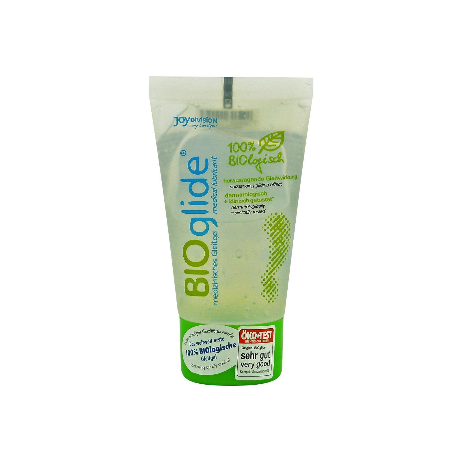 BIOglide Lubrikační gel, natural 40 ml