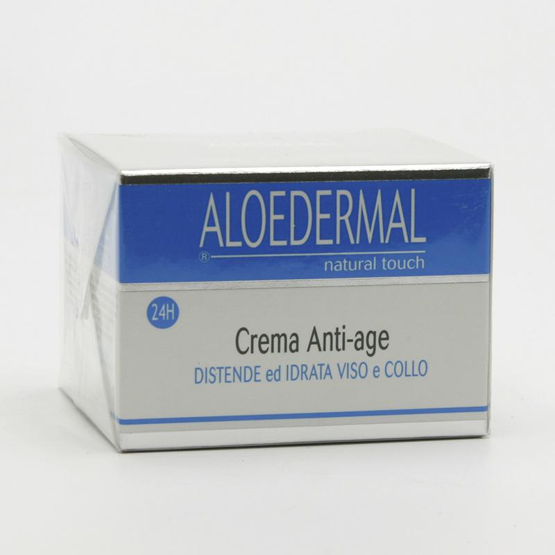 ESI Krém proti stárnutí Aloe Vera, Aloe Dermal 50 ml