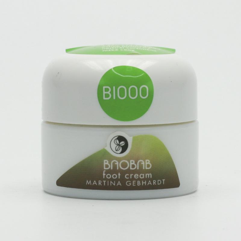Martina Gebhardt vzor Krém na nohy, Baobab Foot Cream 15 ml