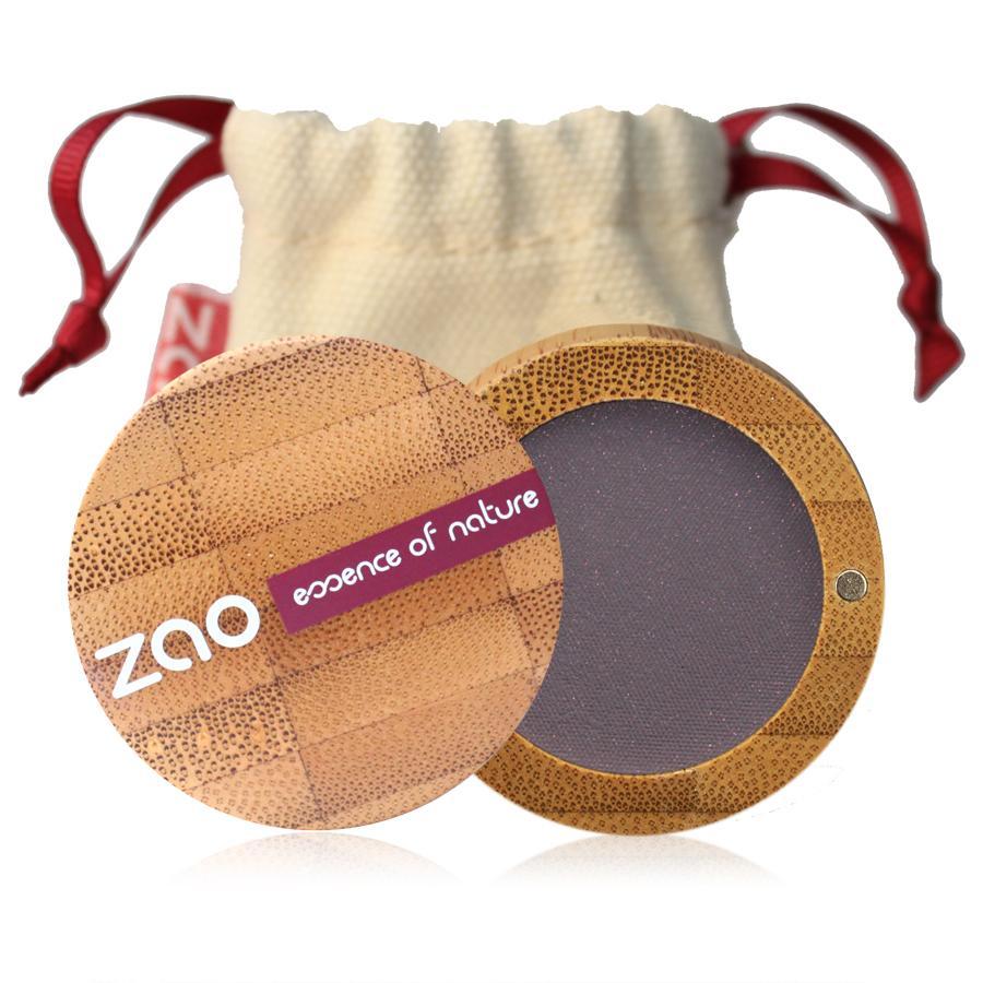 ZAO Matné oční stíny 205 Dark Purple 3 g bambusový obal