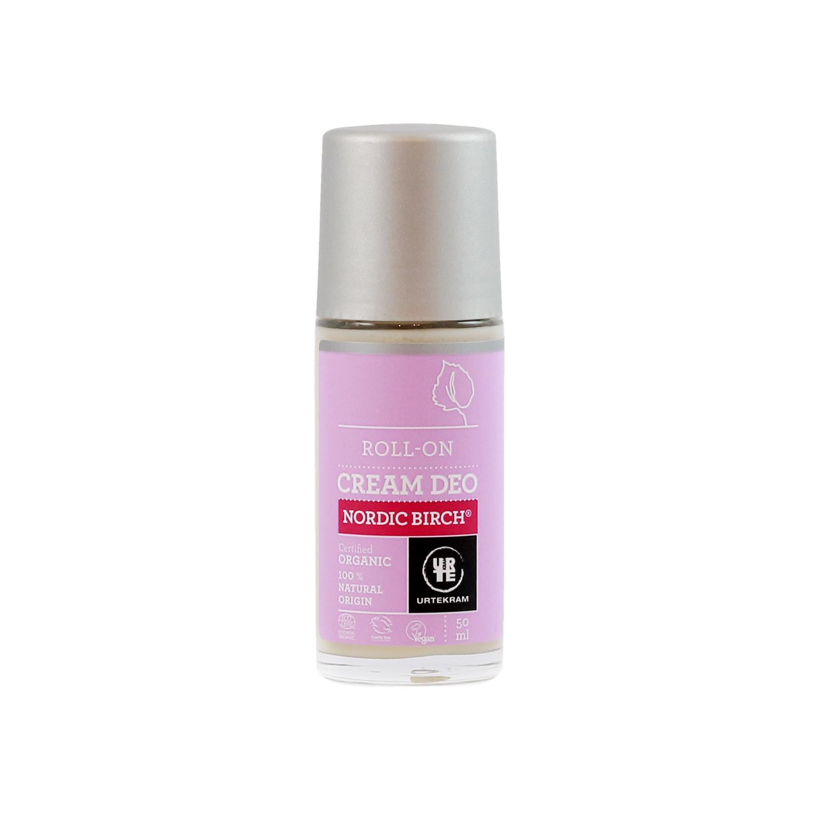 Urtekram Krémový deodorant, Severská bříza 50 ml
