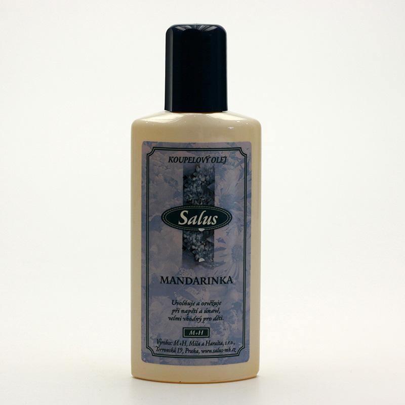 Saloos x Koupelový olej mandarinka 100 ml