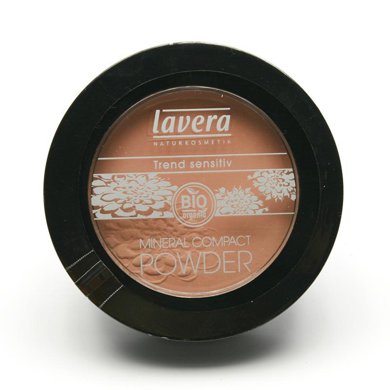 Lavera Minerální kompaktní pudr 02 béžová, Trend Sensitive 6,1 g
