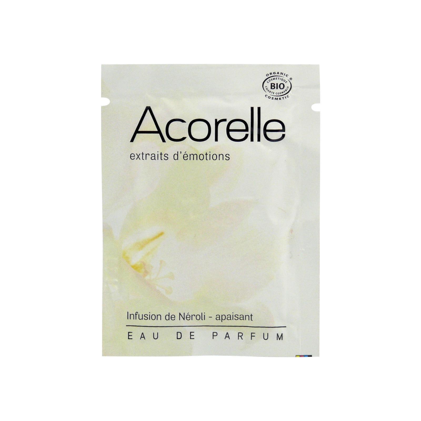 Acorelle Parfémová voda Neroli 3 ml, vonný kapesník