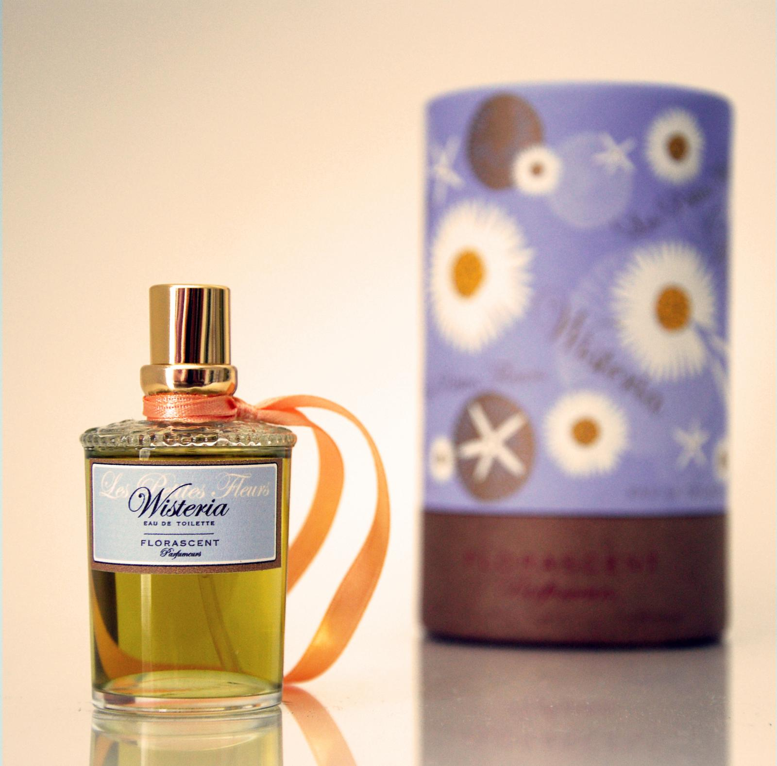 Florascent Toaletní voda Wisteria, Les Petites Fleurs 22,5 ml