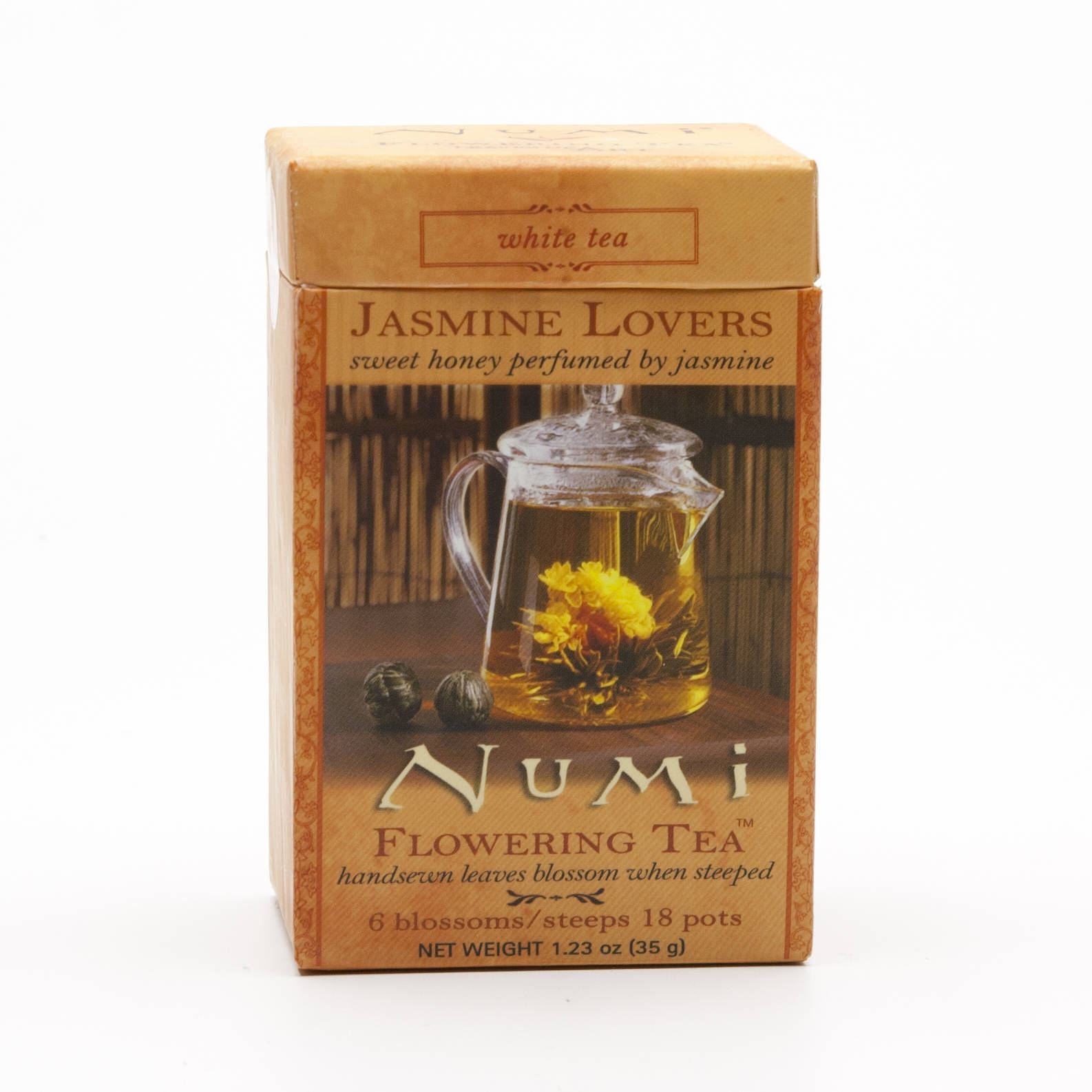 Numi Kvetoucí čaj Jasmine Lovers 1 ks