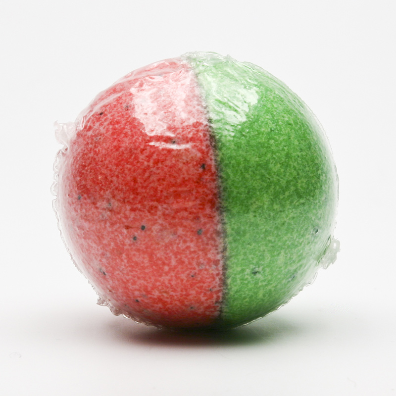 Ceano Cosmetics Šumivá koule do koupele vodní meloun 1 ks, 125 g