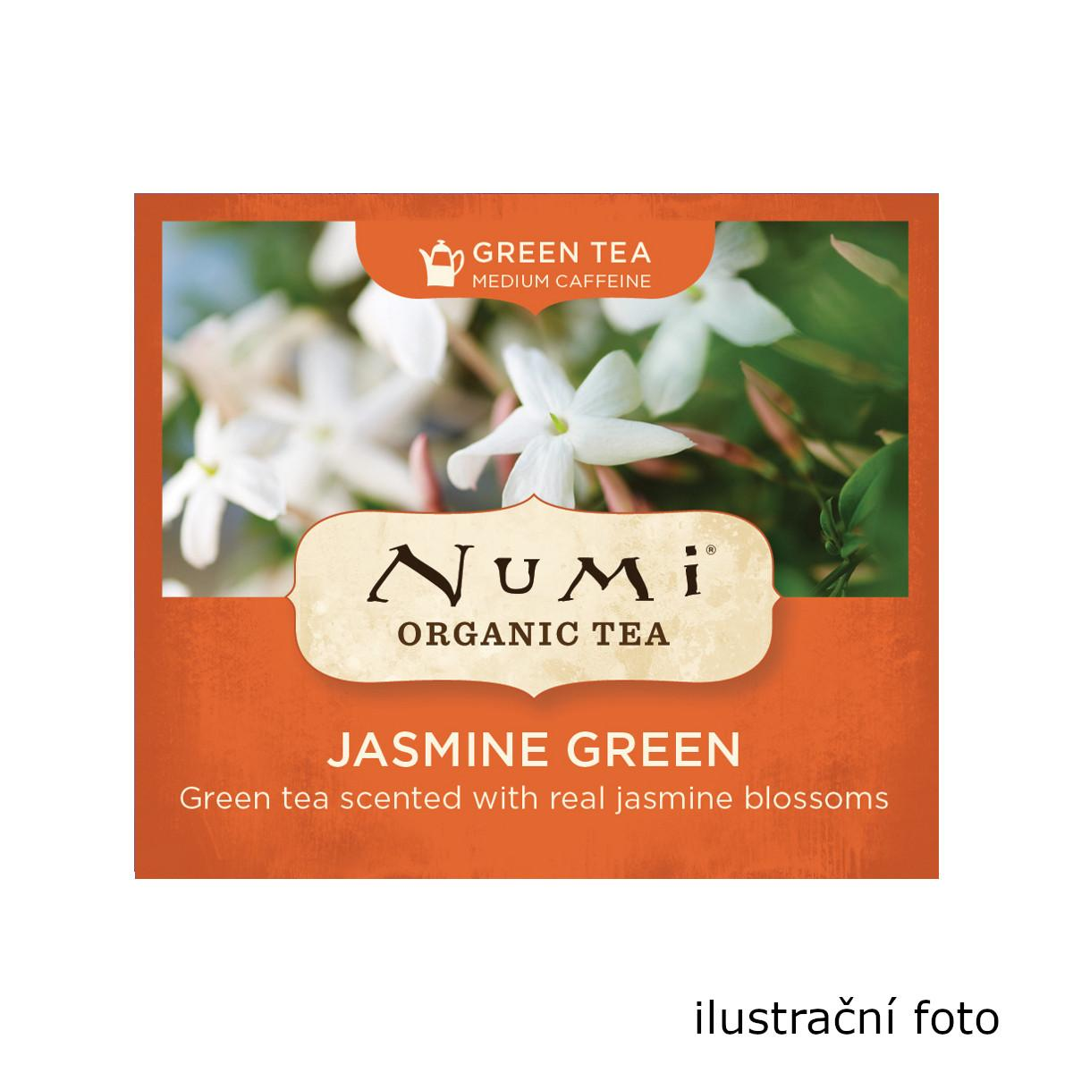 Numi Zelený čaj Jasmine Green 100 ks, 200 g