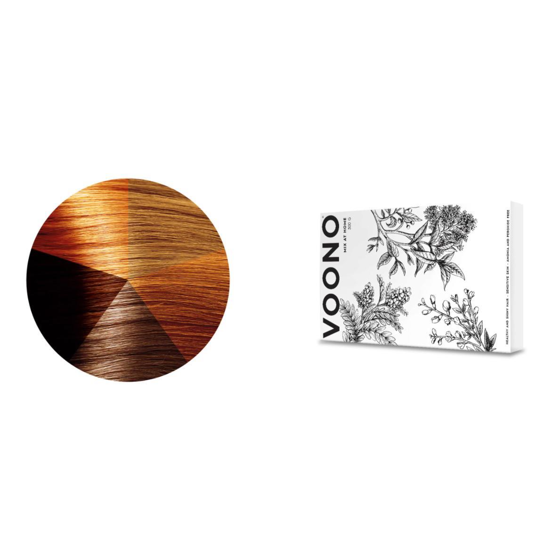 VOONO Mix at home Přírodní barva 3 x 100 g