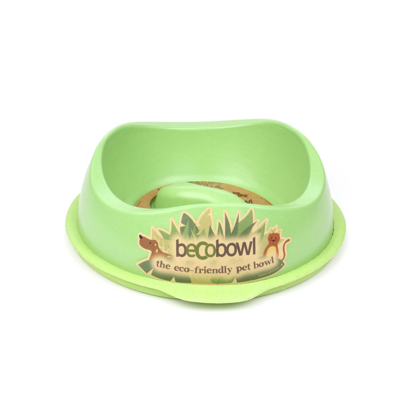 Beco Pets Beco Bowl Slow Feed Large 1 ks, zelená