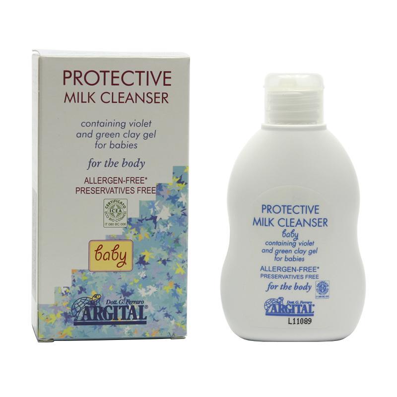 Argital Baby hypoalergenní čisticí mléko 150 ml