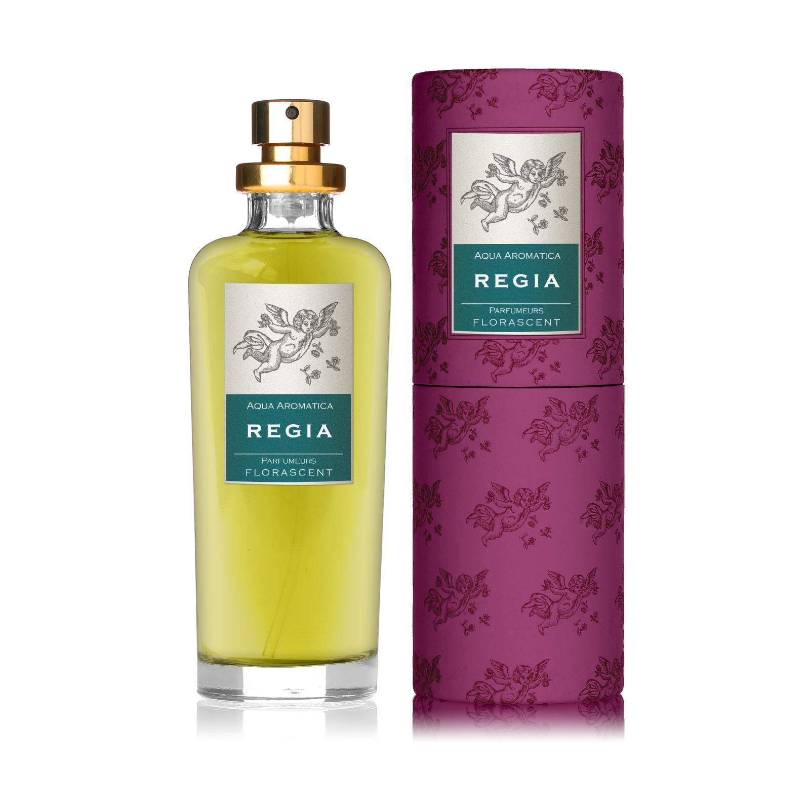 Florascent Toaletní voda Regia, Aqua Aromatica 60 ml