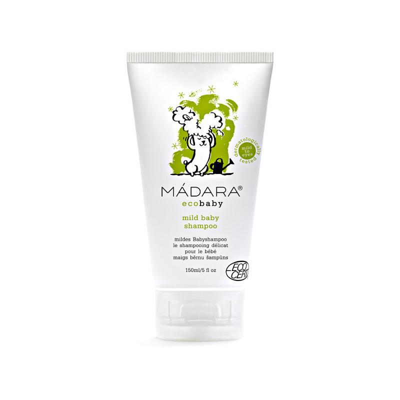 Mádara Jemný šampon, Baby 150 ml