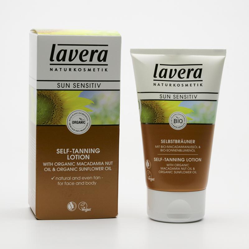 Lavera Mléko samoopalovací, Sun Sensitive 150 ml