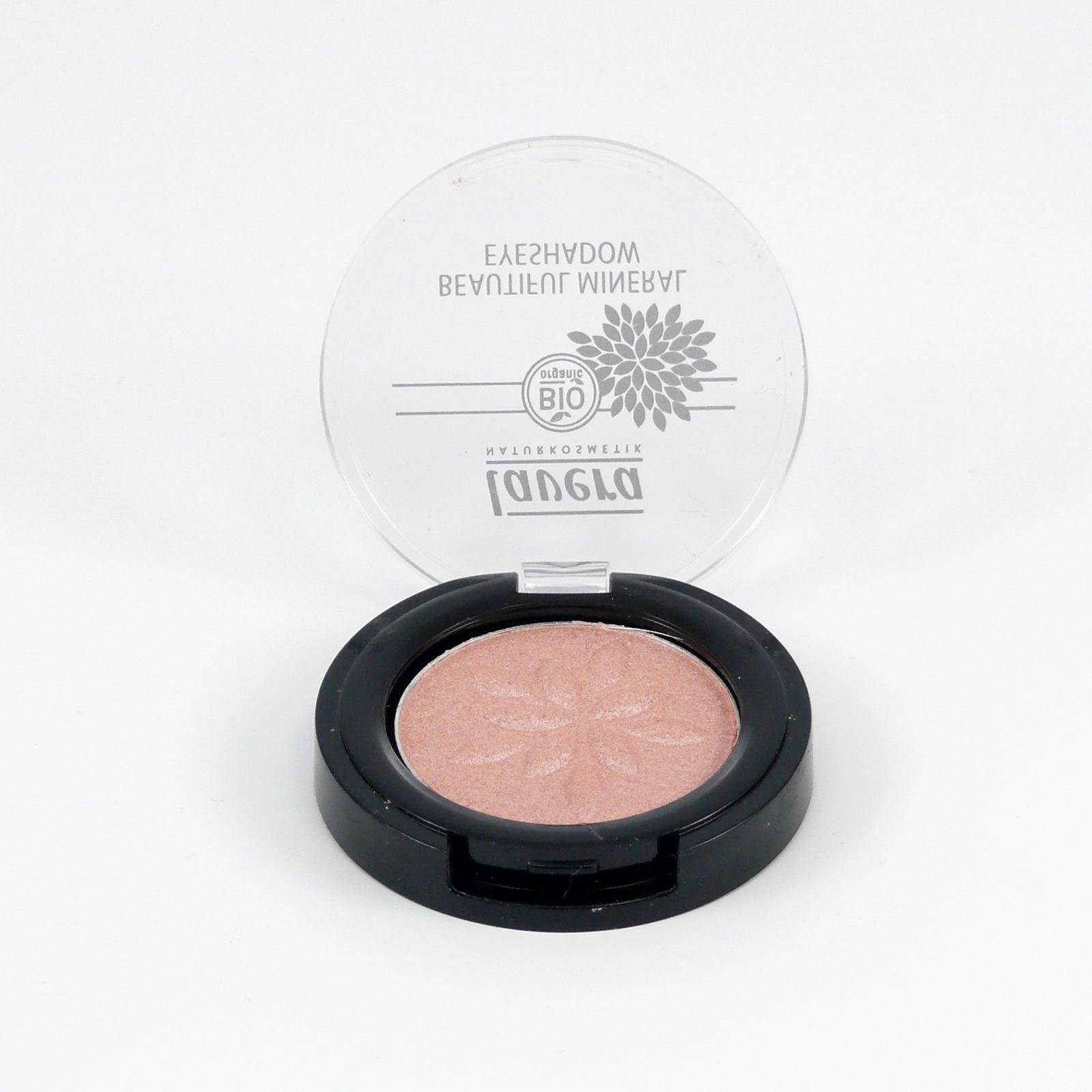 Lavera Oční stíny MONO 02 perleťová růžová, Trend Sensitive 2014 2 g