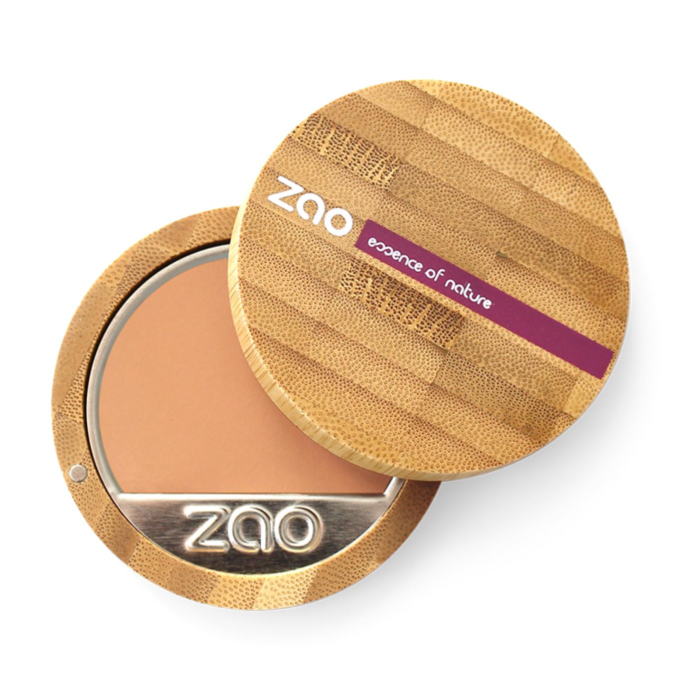 ZAO Kompaktní make-up 733 Neutral 6 g bambusový obal