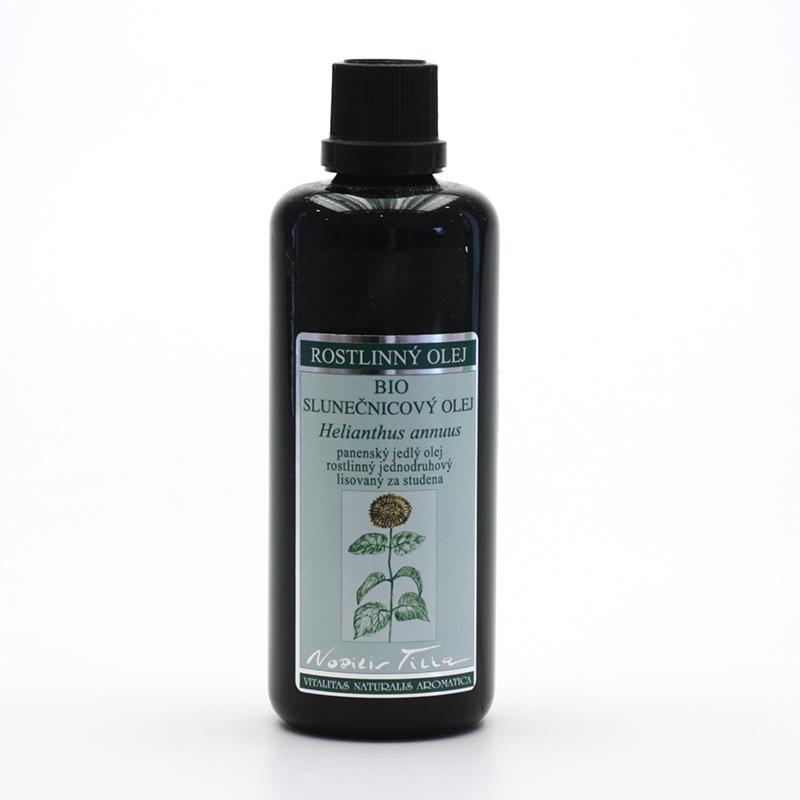 Nobilis Tilia Slunečnicový olej, bio 100 ml