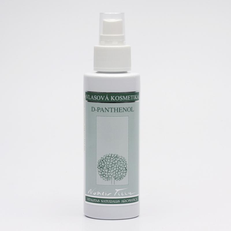 Nobilis Tilia D-panthenol na vlasy, rozprašovač - vyřaz 100 ml