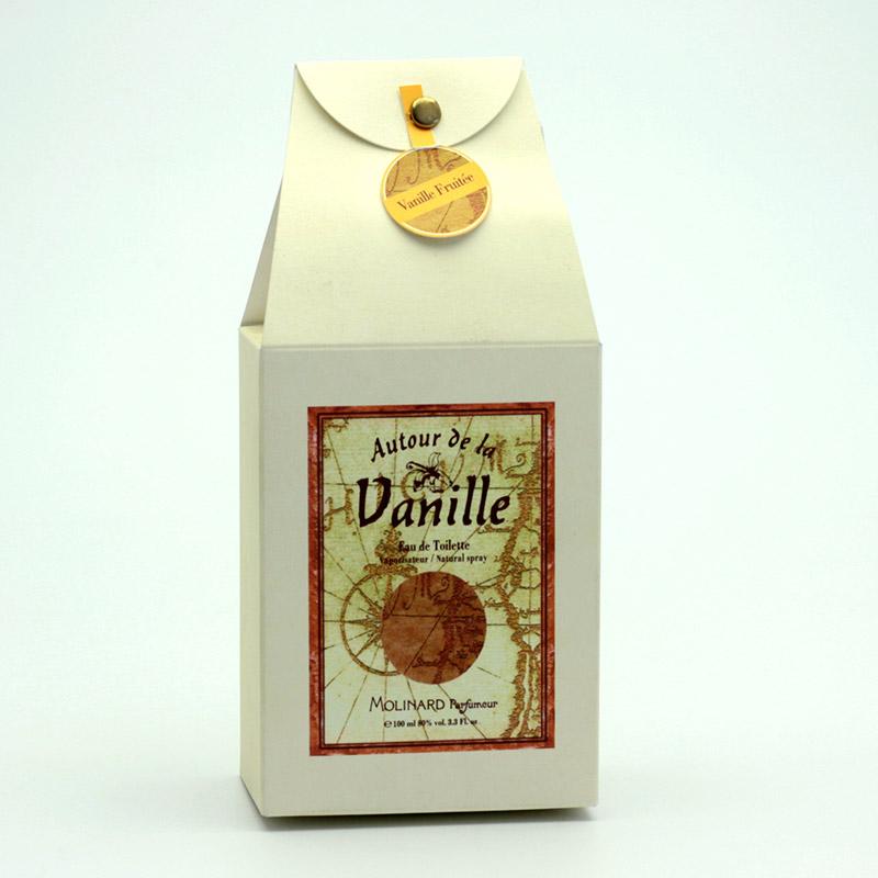 Molinard Toaletní voda Vanille Fruitee, tester 100 ml