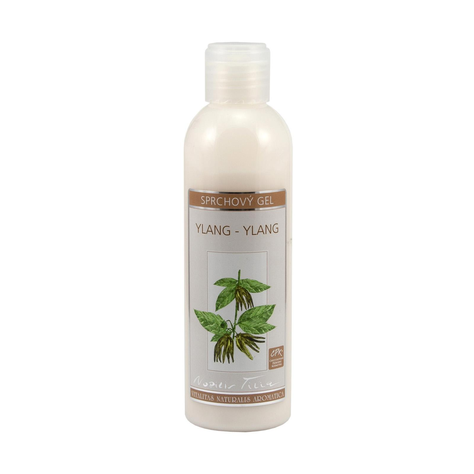 Nobilis Tilia Sprchový gel ylang-ylang 200 ml