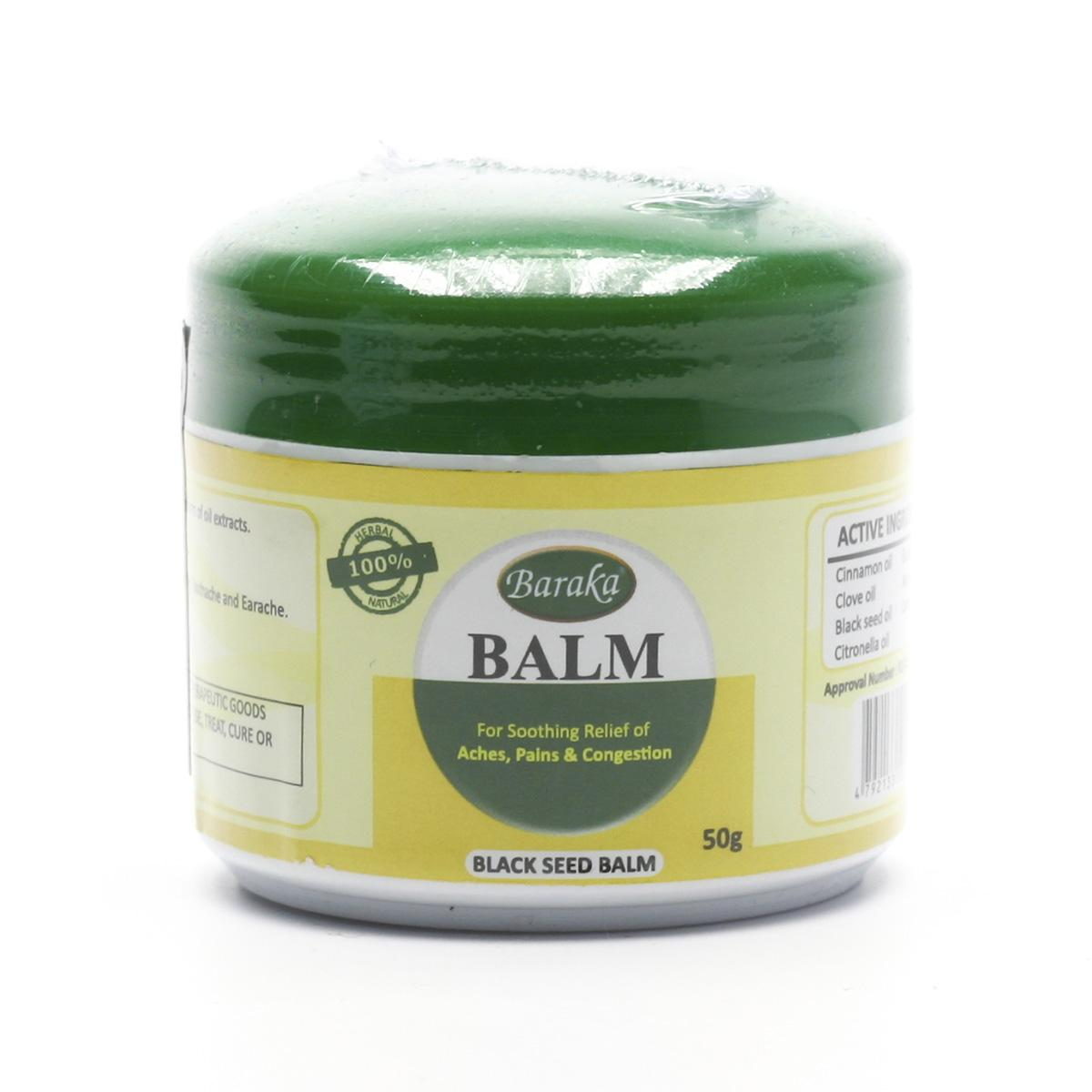 Baraka Balzám bylinný 50 g