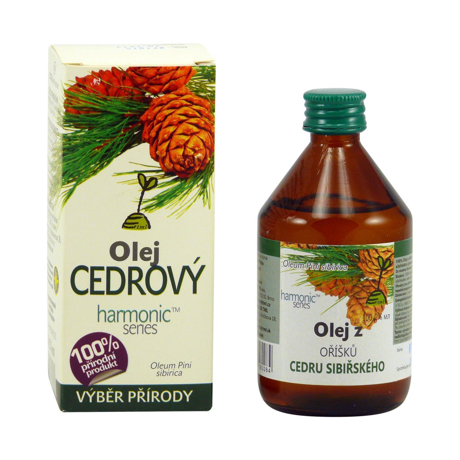 ostatní Cedrový olej 100 ml