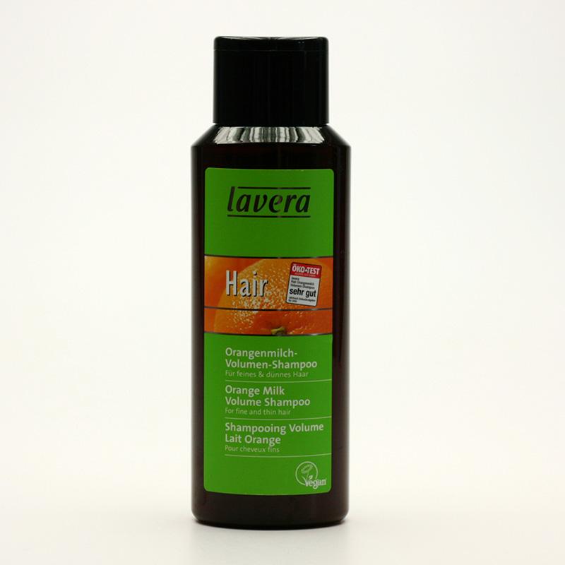 Lavera Šampon pomerančový, Hair 250 ml