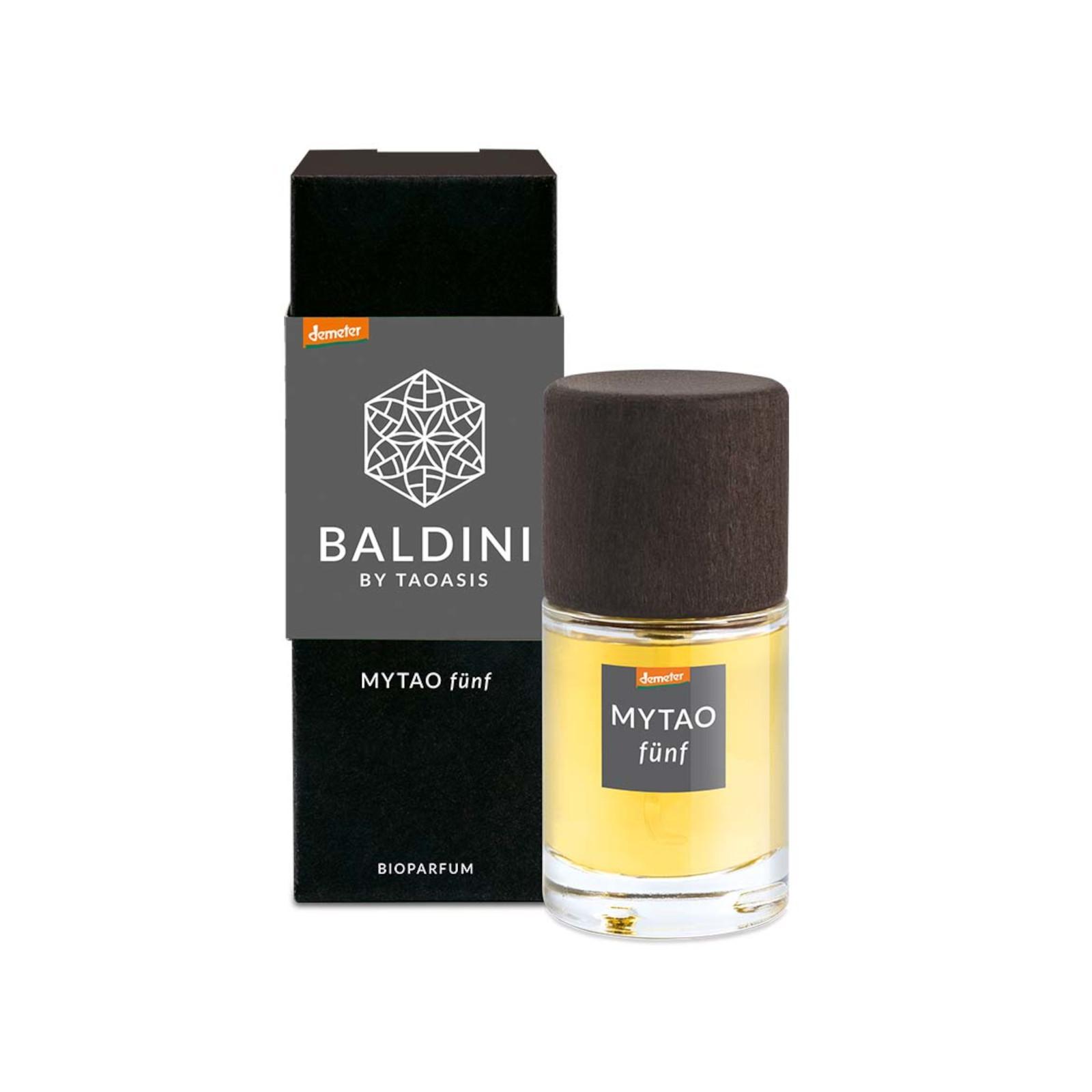 Taoasis Bio parfém Fünf, MYTAO 15 ml