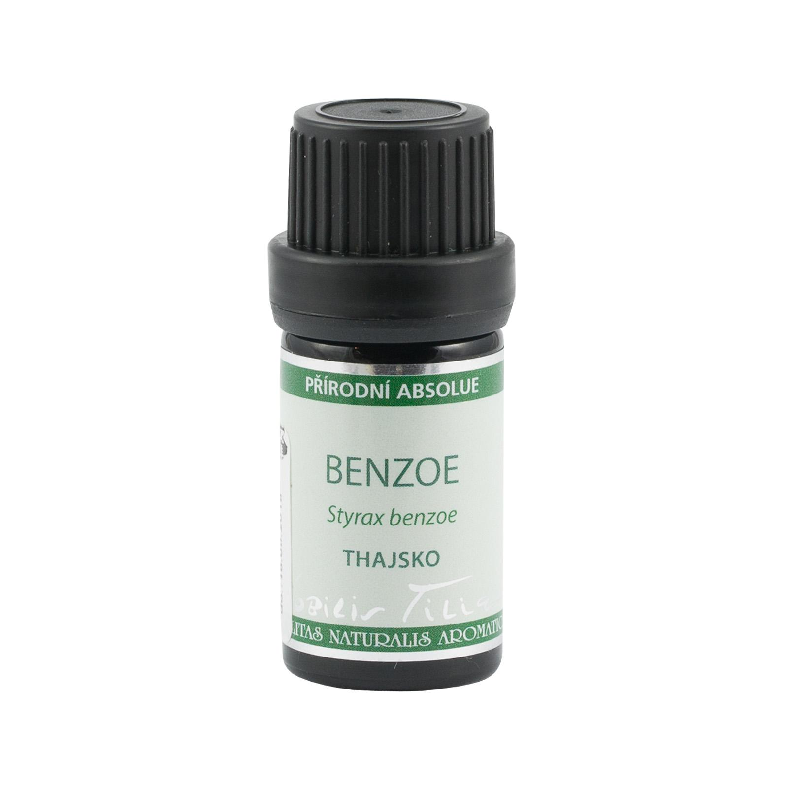Nobilis Tilia Benzoe Absolue 5 ml
