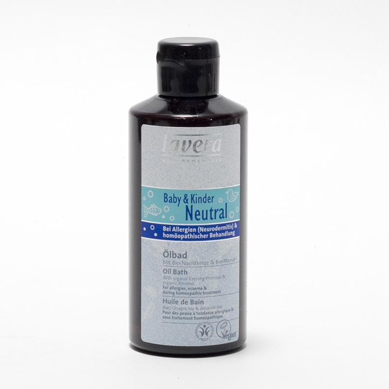 Lavera Koupel olejová, Baby Kinder Neutral 200 ml