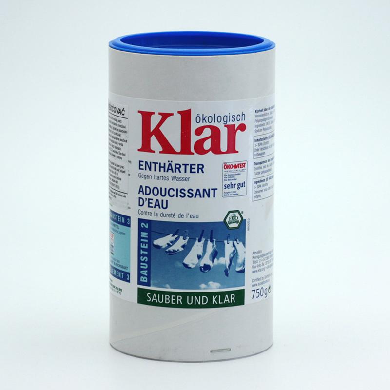 Klar Změkčovač vody 750 g