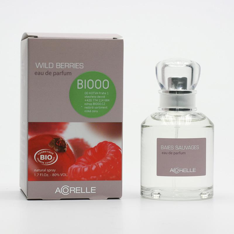 Acorelle Parfémová voda Divoké bobule - vyřazeno 50 ml