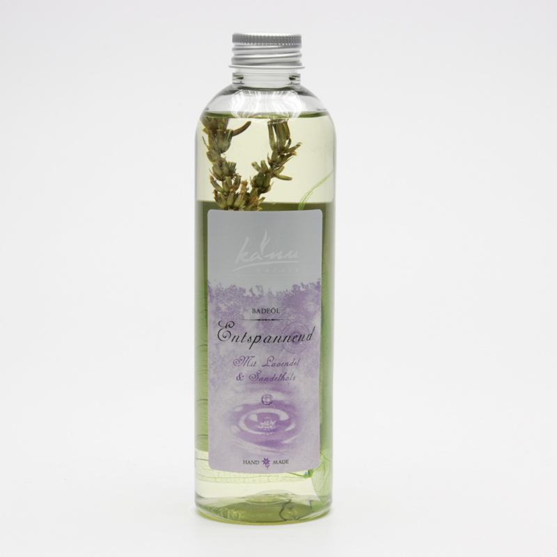 Kanu  ZRUŠENO Koupelový olej levandule a santal 250 ml