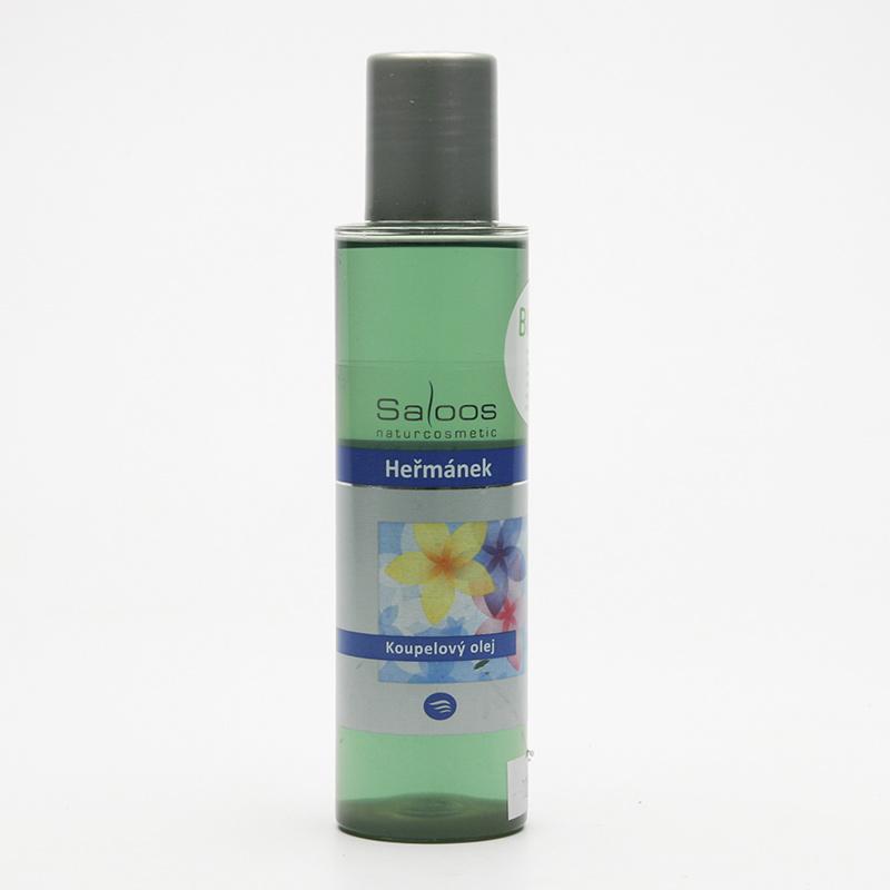 Saloos Koupelový olej heřmánek 125 ml