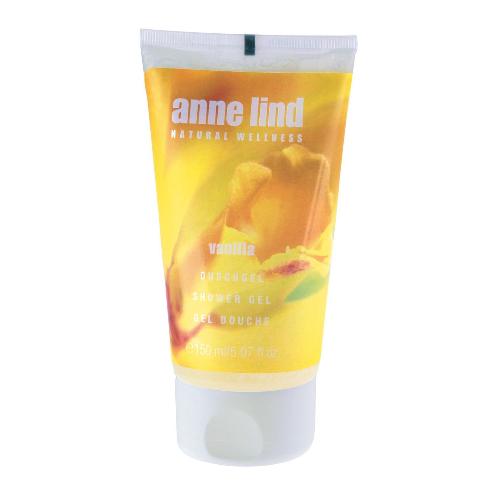Annemarie Borlind Sprchový gel vanilka 150 ml