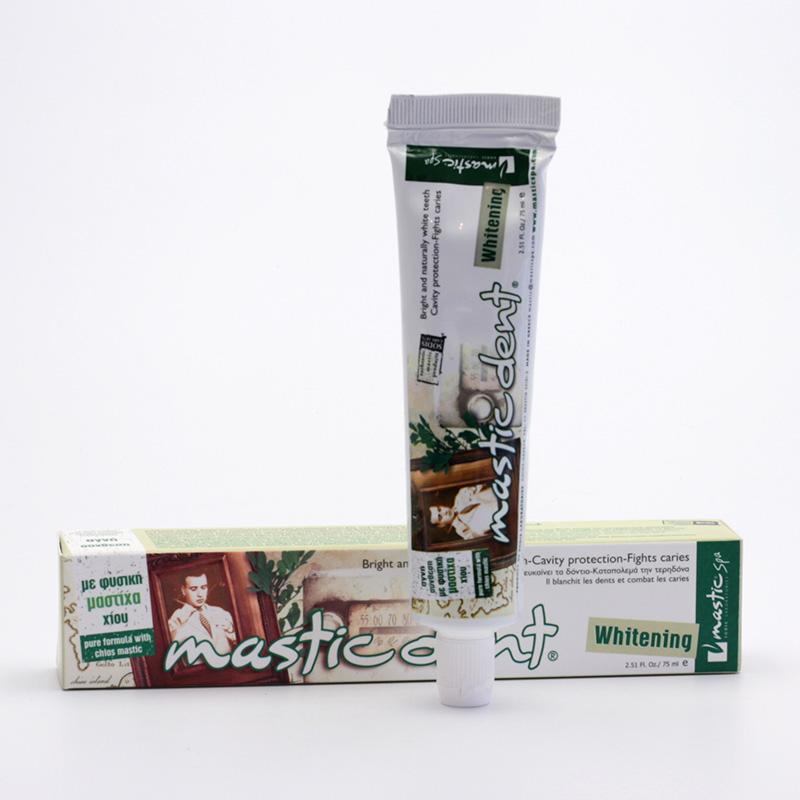 Mastic spa Bělicí zubní pasta, Mastic 75 ml