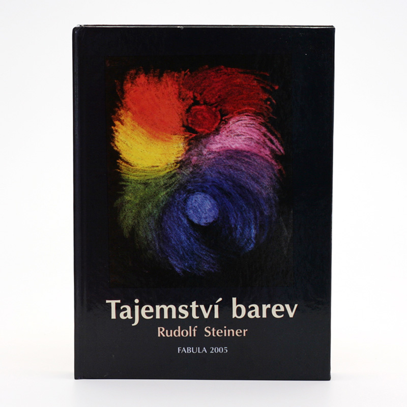 ostatní Tajemství barev, Rudolf Steiner 230 stran